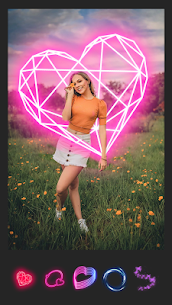 Neon Photo Editor – Photo Effects, Collage Maker (MOD, Pro) v1.122.7 2