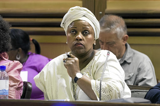 Dudu Myeni. Picture: SUPPLIED