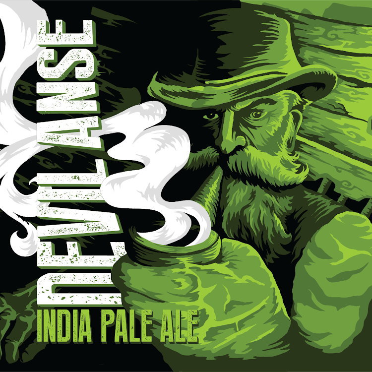 Logo of Greenbrier Valley Brewing Company Devil Anse IPA