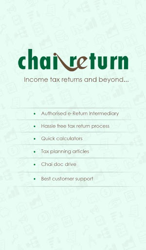 Chaireturn - Income Tax Return