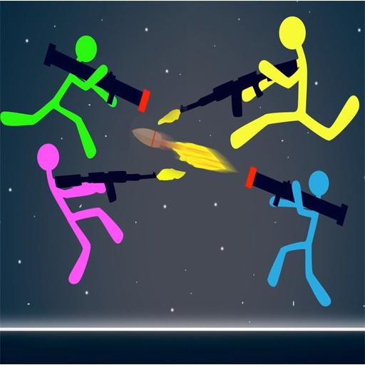 Stick Man Fight