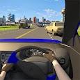 Car Racing In Traffic