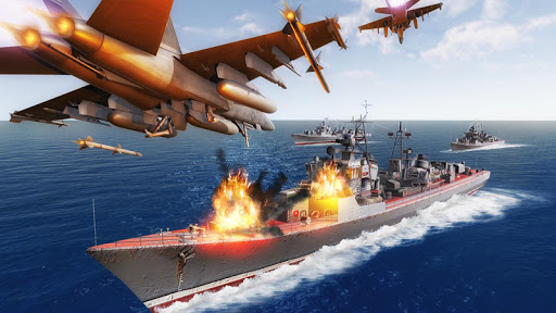 Rules of Navy Battlefield Simulator : World War