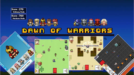 Dawn of Warriors- screenshot thumbnail