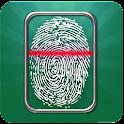 Thumb Lock Scanner -Prank icon