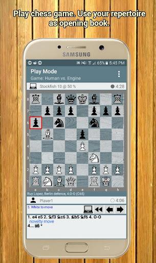 Chess Trainer Free - Repertoire Builder moddedcrack screenshots 4