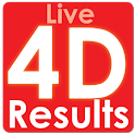 Live 4D Results ! (MY & SG) icon