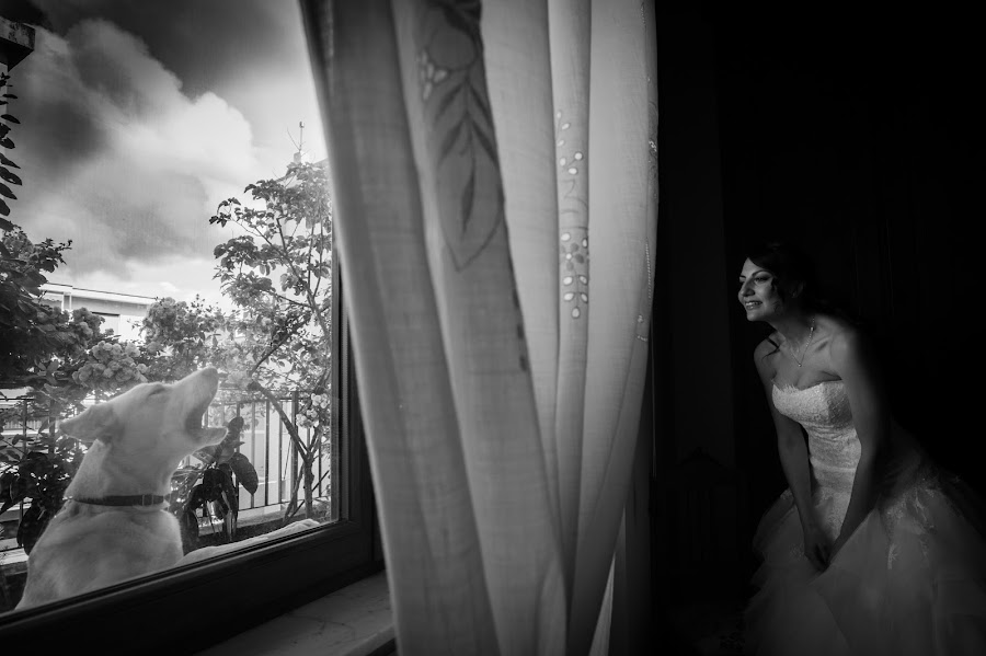 Wedding photographer Giandomenico Cosentino (giandomenicoc). Photo of 16.02.2018
