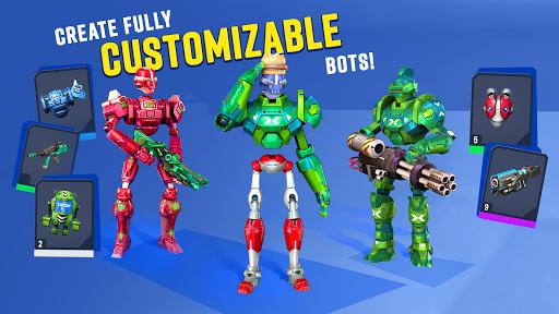 Blast Bots - Blast your enemies in PvP shooter! 0.1.7 screenshots 2