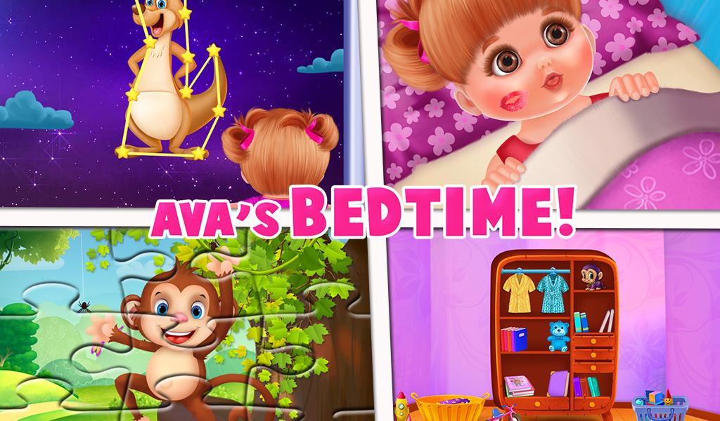 Ava's Bedtime- screenshot