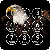 Eagle Lock Screen