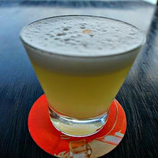 Peruvian Classic Pisco Sour Recipe