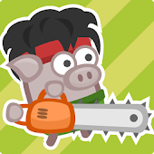 Bacon May Die - Fun Fighting and Shooting Game