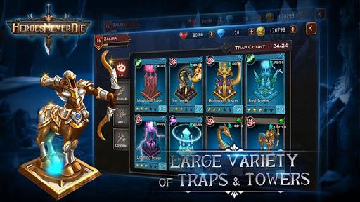 Heroes Never Die 1.0.7 Screenshots 3