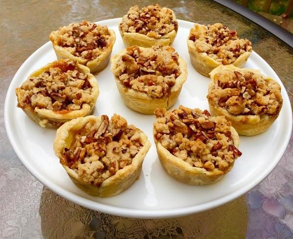 Caramel Apple Tartlets Recipe