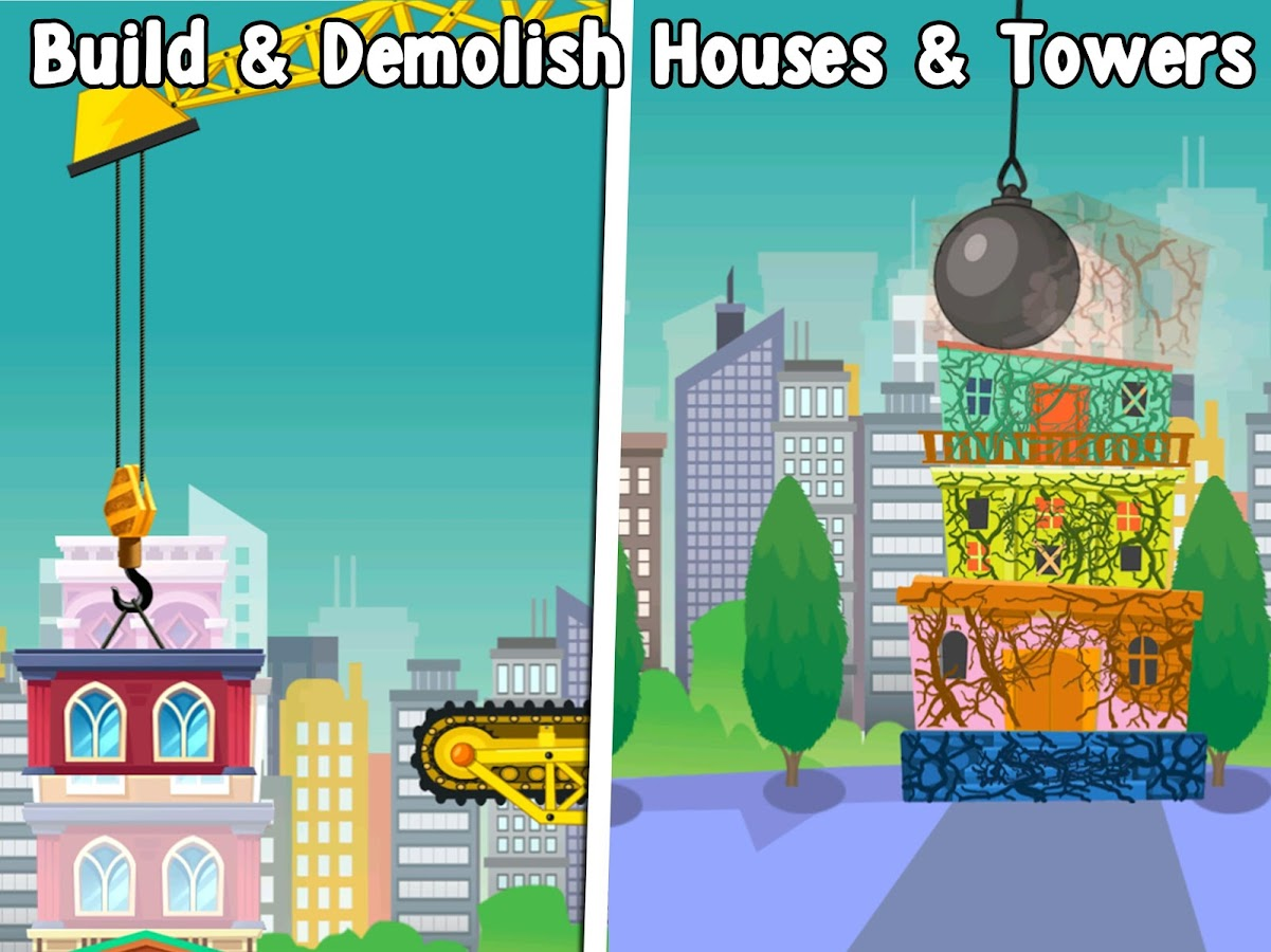 little builder games for kids android apps on google play