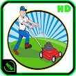 Learn Gardening flowers and plants icon