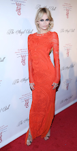 Photo: Natasha Poly at The 2012 Angel Ball charity event in New York City, New York on October 22, 2012.  Is this dress your favorite?  SEE Cavalli's latest show: http://youtu.be/YCHpHQvxzCs