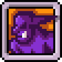 Idle Combat: Pixels (Clicker & Retro RPG) icon
