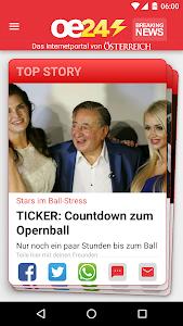 oe24 Breaking News screenshot 0
