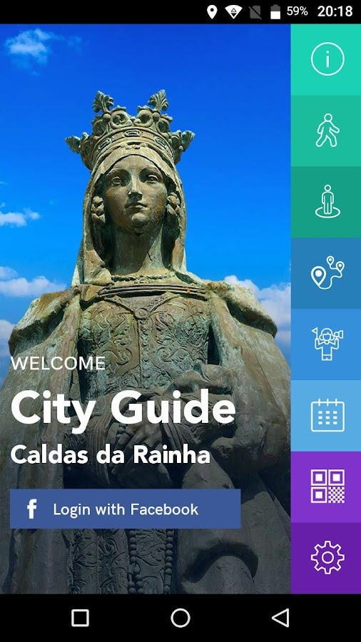Caldas da Rainha - City Guide- screenshot