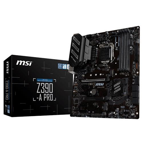 Bo mạch chính/ Mainboard MSI Z390-A Pro
