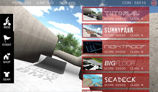 Free World BMX Screenshot