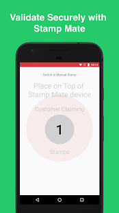 Stamp Me - Loyalty Card App - náhled