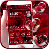 Red Rose Diamond Theme