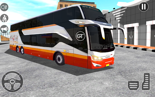 Real Bus Parking: Parking Games 2020 apkslow screenshots 1