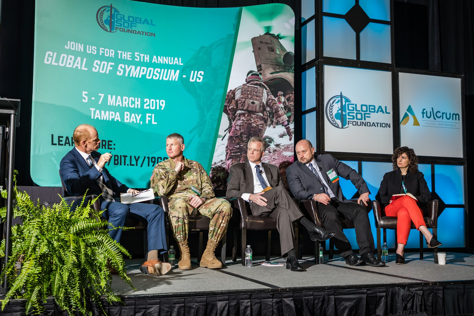 Reflecting on the 2019 Global SOF Symposium with GSF Leadership