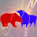 Forex Sentiment Market Trading Indicator Icon