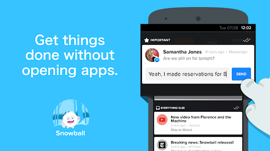 Snowball - Smart Notifications v2.1.2