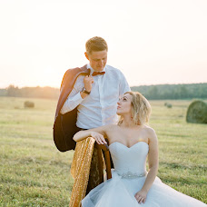 Wedding photographer Anna Dunina (annailyaido). Photo of 21.11.2017