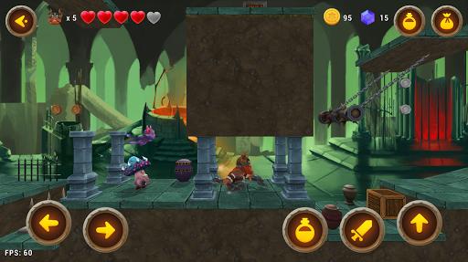 Nine Worlds Adventure - A Viking Saga 1.5.1 screenshots 4