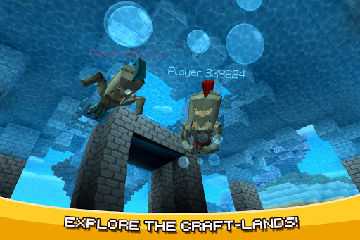 Castle Crafter - World Craft screenshots 4