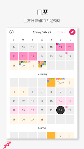 Period Tracker flower, Ovulation & Period Calendar for PC