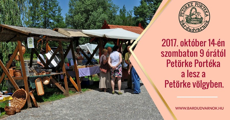Petörke Portéka 2017 október 14 szombat