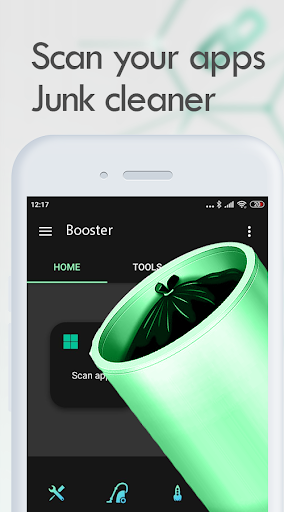 booster for android: optimizer & cache cleaner screenshot 1