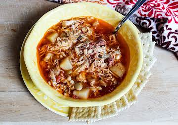 Busy Day Brunswick Stew (Crock Pot)