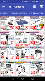 Coupons For Harbor Freight Tools Apps On Google Play