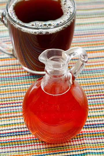 Make Your Own Caramel Syrup for Coffee | CopyKat Recipes