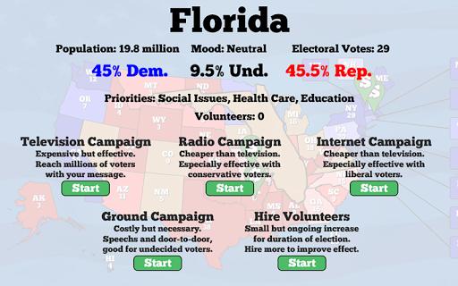 Campaign Manager - An Election Simulator  Mod screenshots 3