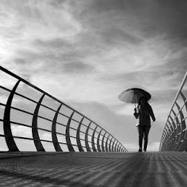by Necdet Yaşar - Black & White Landscapes