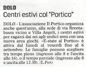 Photo: Il Gazzettino di Venezia (12.06.2013)