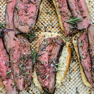New York Bakery Texas Toast Tri-Tip Sandwiches Recipe