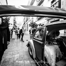 Wedding photographer Juanjo Ruiz (pixel59). Photo of 17.10.2018
