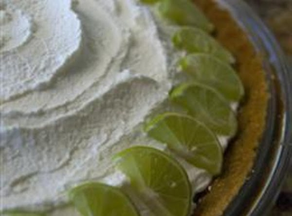 So-so Easy Key Lime Pie Recipe