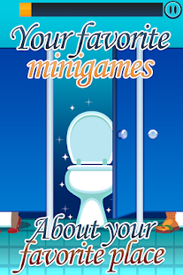 Screenshots of Toilet Time - A Bathroom Game for iPhone