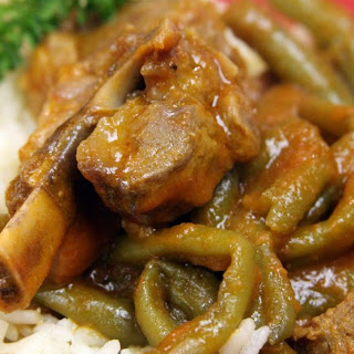 Lamb & Green Bean Stew
